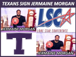 Jermaine Morgan, a 6-8 power forward transferring from Division I Bradley, is the ninth member of the 2015 Tarleton men's basketball recruiting class. || Courtesy TARLETON