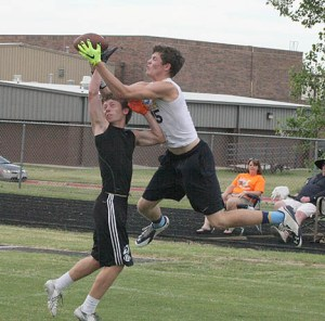 Jackets home 7-on-7 08