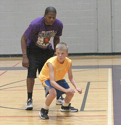 Texan Bball Camp 05