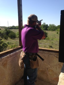 Every year a group of shooters gathers at Rough Creek Lodge to help Meals on Wheels of Erath County 'shoot out' hunger in our seniors. This year will be no different and MOW is now registering teams.