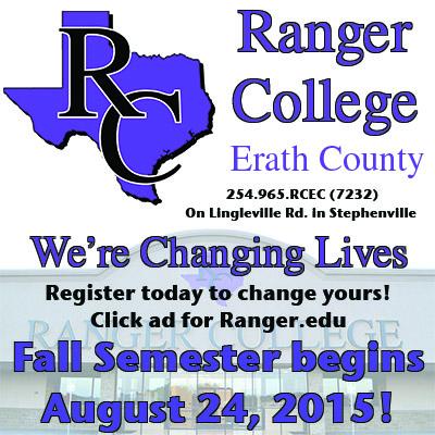 Ranger College Ad