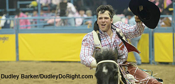 Champion Yates Advance From Pool A At Calgary Stampede