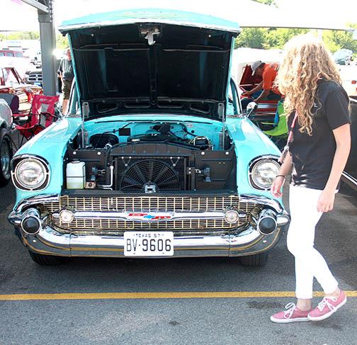 Christian Car Show at Bruner 06