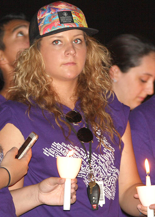 Convocation and candles 05