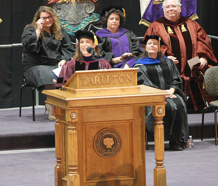Convocation and candles 14