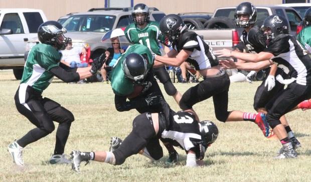 Knights v. Eagles 22