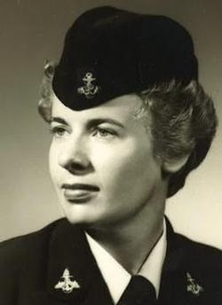 Virginia Mary Webb