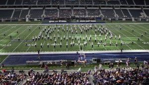 Tarleton State University's marching band, The Sound & The Fury, will march at this year's UIL State Marching Band Contest inside San Antonio's Alamodome. The marching band will give a special performance on Monday, Nov. 2.