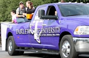 Tarleton homecoming parade 40