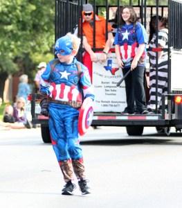 Tarleton homecoming parade 49