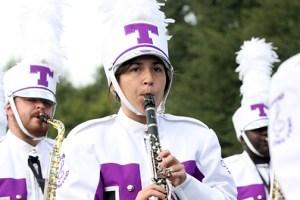 Tarleton homecoming parade 60