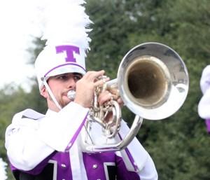 Tarleton homecoming parade 63