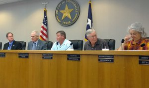 There was a good deal of discussion among council members surrounding a contract with County Wide Inspections.