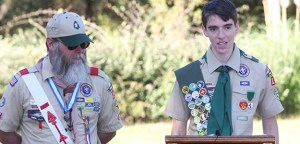 Barberee Eagle Scout FEATURE