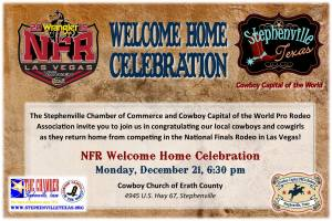 NFR Welcome Home