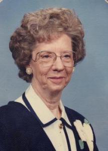 Helen Louise Welch