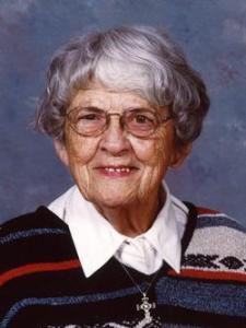Dorothy May Byrd