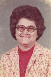 Dorothy Nell Evans