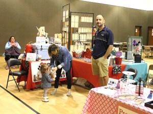 Faith Arts & Crafts Show 08