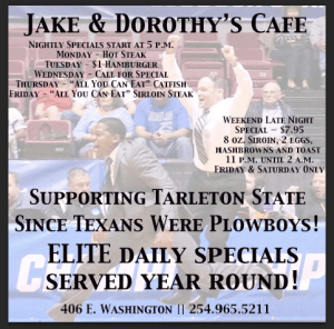 Jake & Dorothy's 2016 Elite Eight