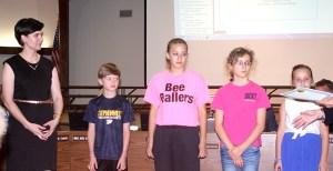 Henderson Junior High TCDA Honors Choir