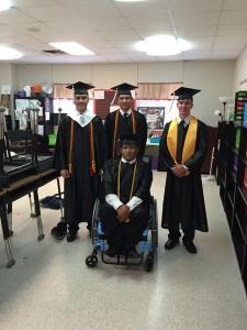 Lingleville Graduation 14