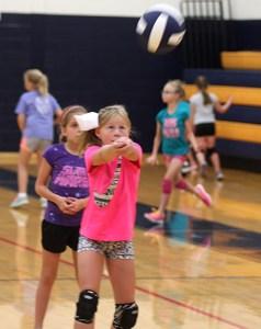 2016 Honeybee Volleyball Camp 02