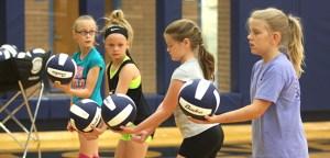 2016 Honeybee Volleyball Camp FEATURE