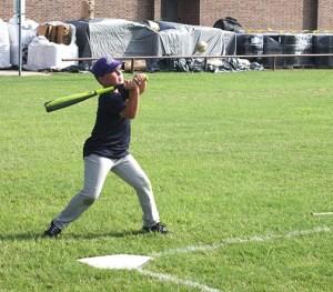 Jacket Baseball Camp 09