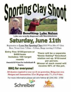 luke clay shoot