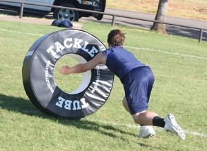 2016 Freshman Football Camp 03