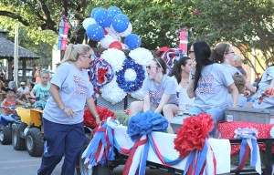 2016 Old Settler's Parade 19