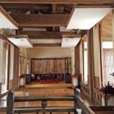 The inside of a Hannok home.