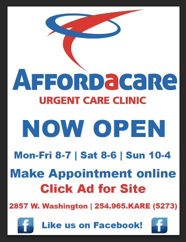 Affordacare Now Open
