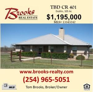 Brooks TBD CR 401 3rd