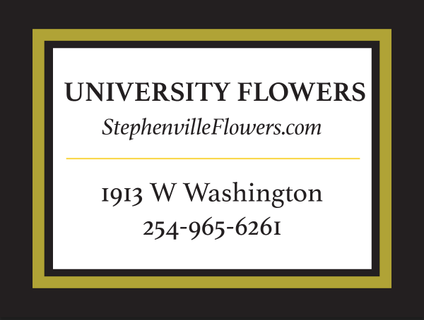 University Flowers 0705