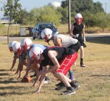 Huston Academy Football 12