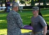 ROTC cannon and flag ceremony 05