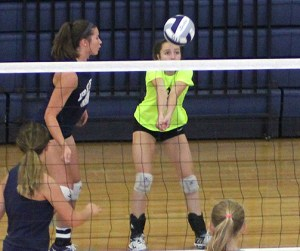 shs volleyball scrimmages 07