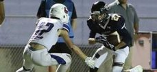Stephenville and Conner Schmutz visit Lubbock Monterey at 7:30 p.m. Friday. || TheFlashToday.com photo by RUSSELL HUFFMAN