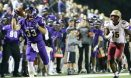 Joseph Sadler tips then snags a one-handed catch for a 46-yard touchdown for Tarleton State Saturday. || TheFlashToday.com photo by RUSSELL HUFFMAN