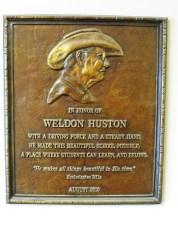Huston School Christmas 11 Weldon Huston