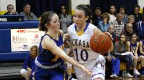 Huckabay and Kailin Dowell (from media library) are off to a 2-0 start to district play. The 14-3 Lady Indians are ranked No. 6 in Conference 1A by the Texas :Association of Basketball Coaches. Two of their three losses are to top 10 4:A and 2A opponents.