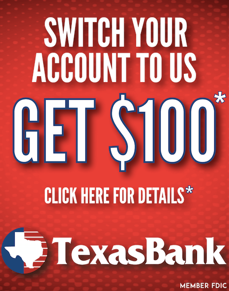 TexasBank Switch Box