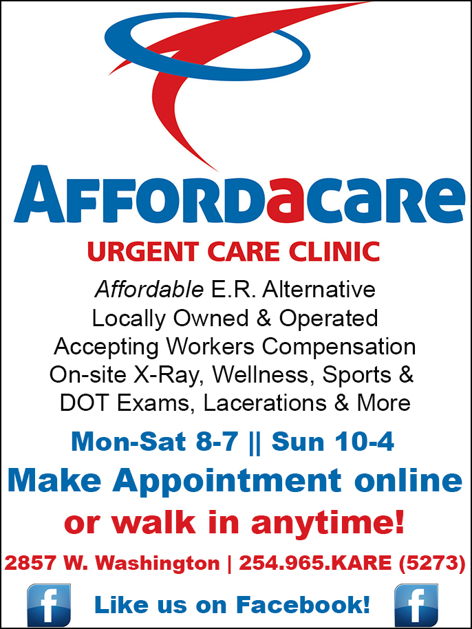 Affordacare March box