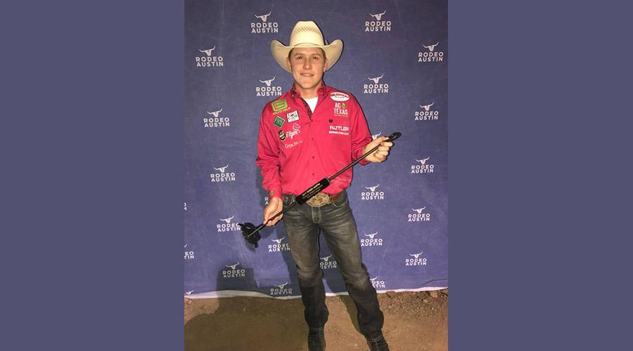 Marty Yates wins Austin