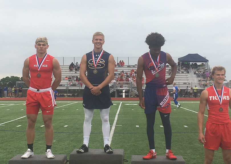 Stephenville 8-4A track 29