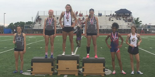Stephenville 8-4A track 30
