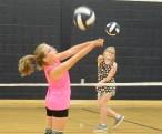 2017 Honeybee volleyball camp 16