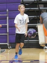 Dribble tag Texan hoops camp 17